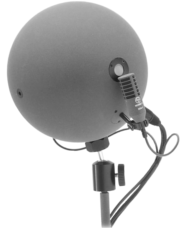 ball boundary microphone